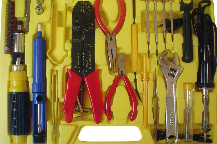 Warto inwestować w narzędzia